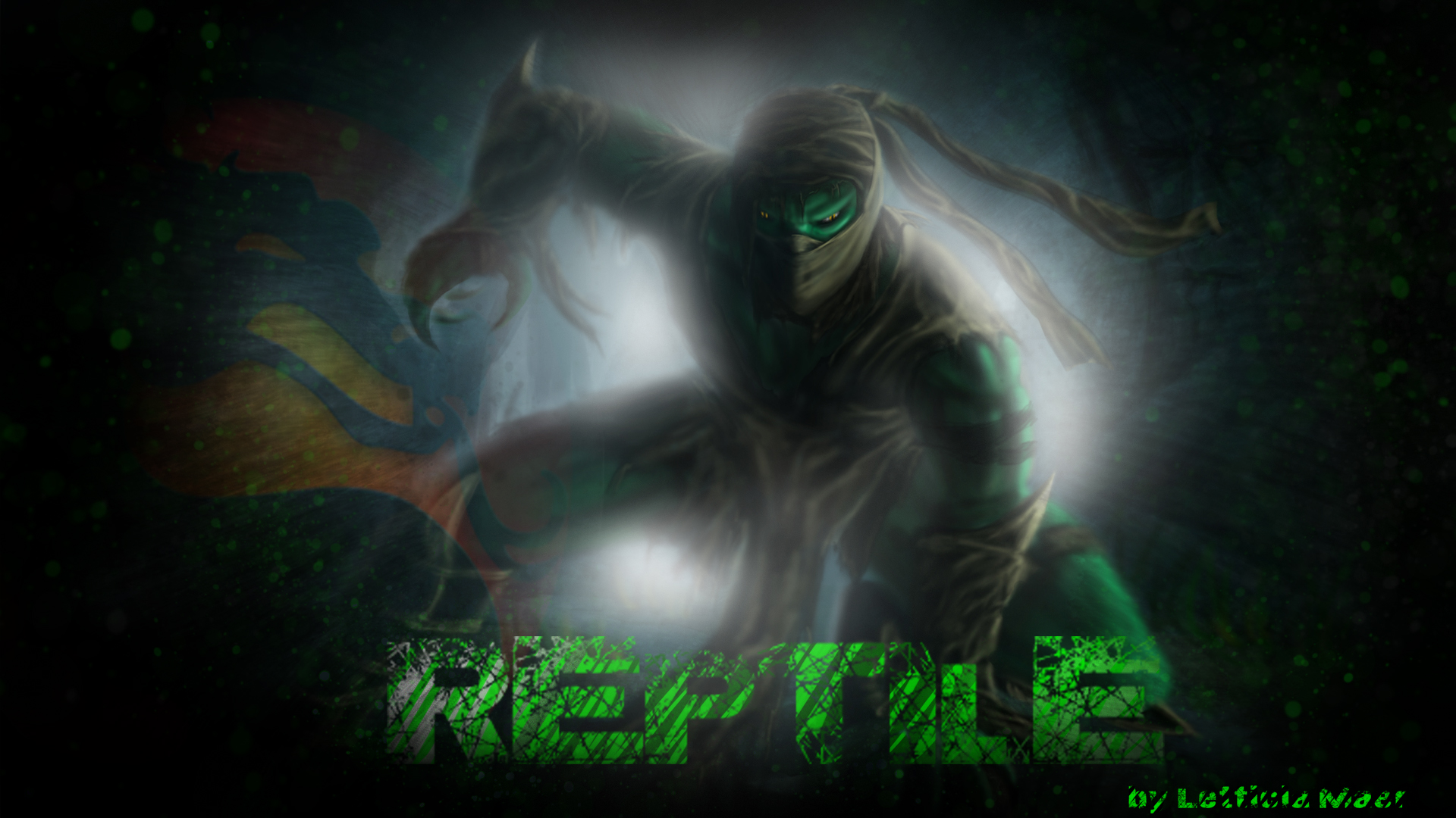 reptile - forums - mortal kombat x